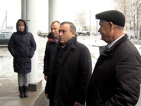 Евстифеев ознакомился с работой совхоза «Звениговский»