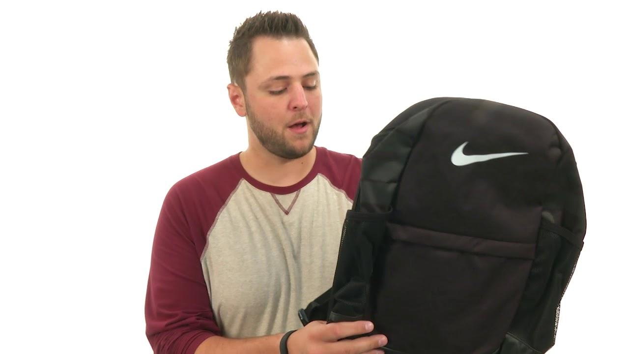 ab33186de Nike Brasilia Backpack (Little Kids/Big Kids) SKU: 8900920 - YouTube