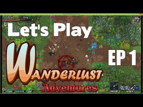 Let's Play Wanderlust Adventures: EP 1