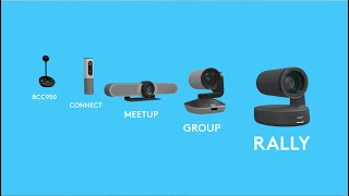Choose the Right Logitech ConferenceCam for Your Video Meeting