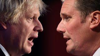 video: Politics latest news:Keir Starmer tells Boris Johnson to 'stop winging it' - watch PMQs live