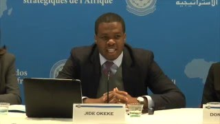 resolving africa s conflicts toward an african model of peace operations