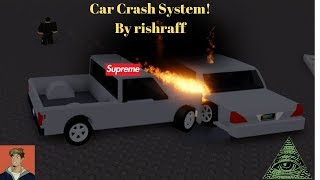 Car Crash System in Roblox | Roblox Scripting Tutorial
