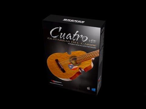 Cuatro VSTi Guitarras del Caribe - El Cuatro de puerto Rico