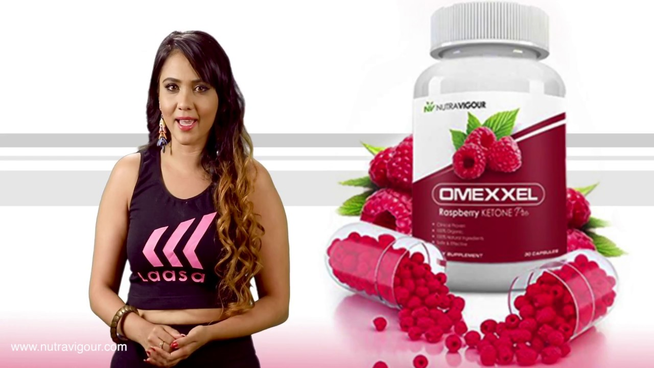 Omexxel Raspberry Ketone Pro Lose Weight Without Diet Exercise