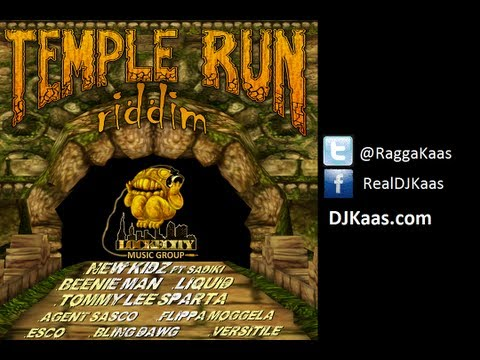 Temple Run Riddim Mix (Dancehall)(June 2013) ft Tommy Lee, Agent Sasco, Esco,Beenie Man&More