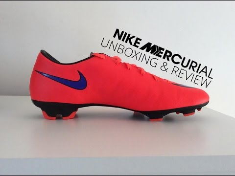 huge selection of be407 2818c Nike Mercurial Victory 5 Unboxing & Review | + On Feet