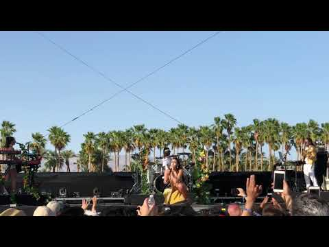 Kali Uchis - Miami LIVE at Coachella