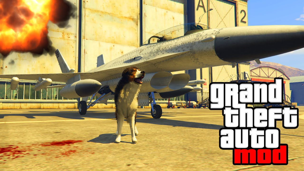 GTA 5 Mods - Sexy Strippers, Animal Gameplay, & Astronaut Character Mods!  (GTA V PC Director Mod)