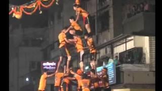 Airoli Koliwada Govinda Pathak 2011, Dahi Handi 2011 - Van Vaibhav