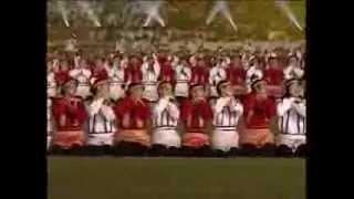 "TARI SAMMAN ACEH ""INDONESIA"" ( 600 PENARI )"