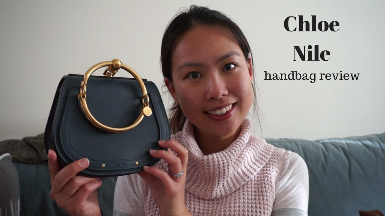 Chloe Nile Small Handbag Review