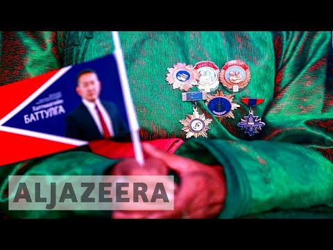 Thumbnail: Mongolians vote in the shadow of corruption allegations