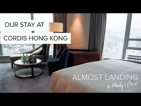 Our Stay At Cordis Hong Kong