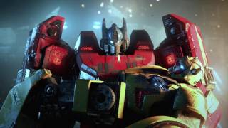 Transformers: Fall of Cybertron Cinematic Reveal Trailer