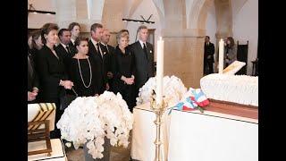 Luxemburg neemt afscheid van groothertog Jean
