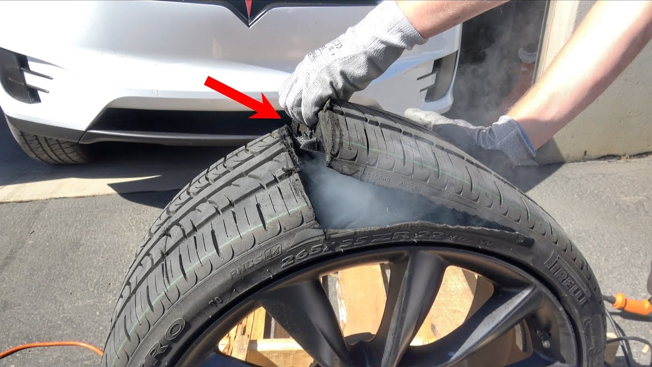 Car Tyre Tread Depth Check, Whats Inside A Tesla Tire, Car Tyre Tread Depth Check