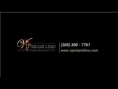 Miami Limo Service - Affordable Luxury Limo Service Miami
