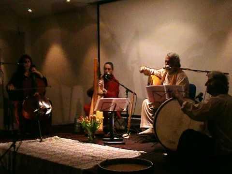 AHURA-Persian Music From Germany. Mohammed Eghbal, Hossein Amini