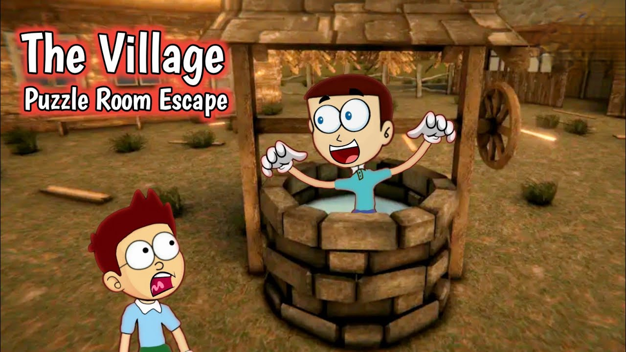 The Village : Puzzle Escape Room - Android Game | Shiva and Kanzo Gameplay