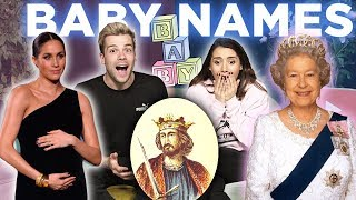 Prince Harry and Meghan Markle Baby Name!   Baby Sussex