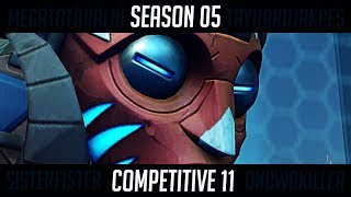 OVERWATCH VS HEARTHSTONE  - Overwatch Competitive [CZ] - S05E11