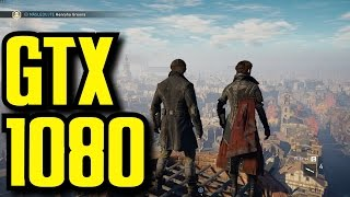 Assassins Creed Syndicate GTX 1080 OC | 1080p - 1440p & (4K) 2160p Maxed Out | FRAME-RATE TEST