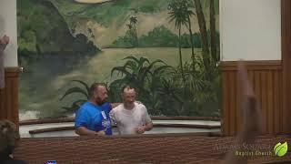 Adams Square Baptist Church Live Stream
