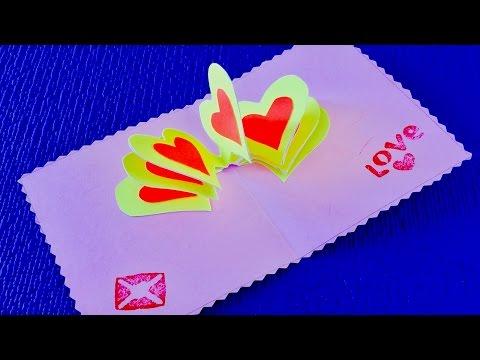 оригами на день святого валентина своїми руками