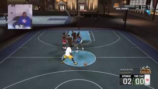 NBA 2k 19 pure  Sharpshooter see wat happens uncle drew