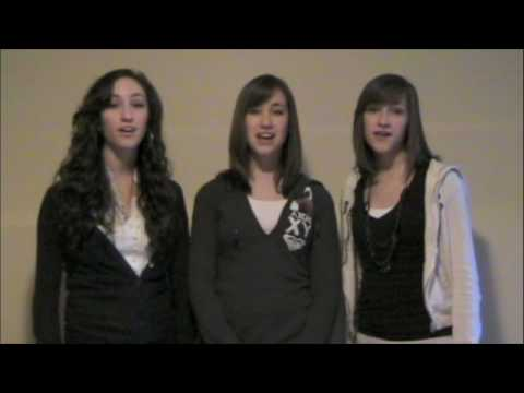 When You Wish Upon A Star- *NSYNC A Capella Cover By Gardiner Sisters
