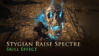 Path of Exile: Stygian Raise Spectre