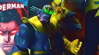 Marvel Select Thanos action figure Review