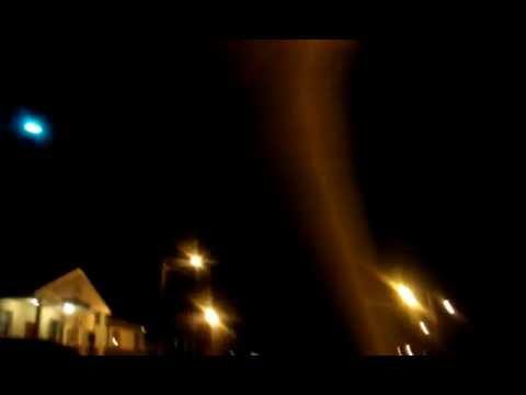 Strange lights in the sky, Oak Ridge TN.  9/21/12