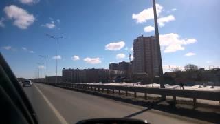 Световой корб по улице Залесная 5 г.Казань