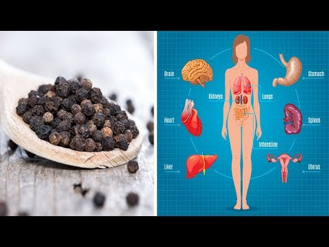What Is Black Pepper Good For? 9 Amazing Benefits of Black Pepper