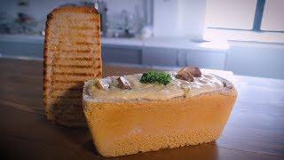 Чешский крем-суп в хлебе «Подольском» - рецепт Анастасии Слободчиковой