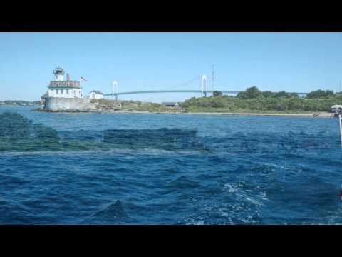 Rose Island Lighthouse Scenes