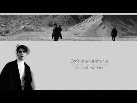 ZICO - BERMUDA TRIANGLE Feat. Crush, DEAN {lyrics Han|Rom|Eng}