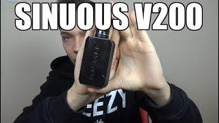 WISMEC SINUOUS V200