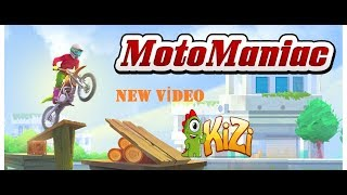 Moto Maniac → Walkthrough