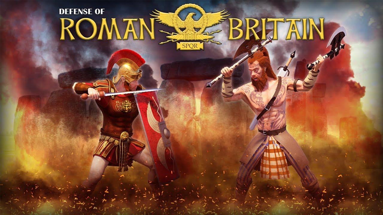 u0411u0438u0442u0432u0430 u0437u0430 u0411u0440u0438u0442u0430u043du0438u044e- Defense of Roman Britain Rus