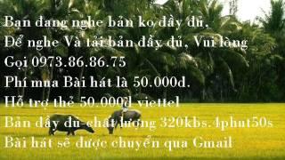 KARAOKE- BEST - QUÊ HƯƠNG - PHƯƠNG MỸ CHI - MỸ TÂM