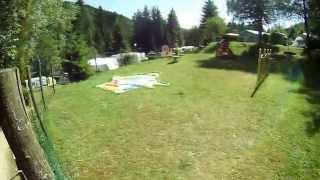 Camping de Belle Hutte - Street view  - La Bresse - Hautes Vosges