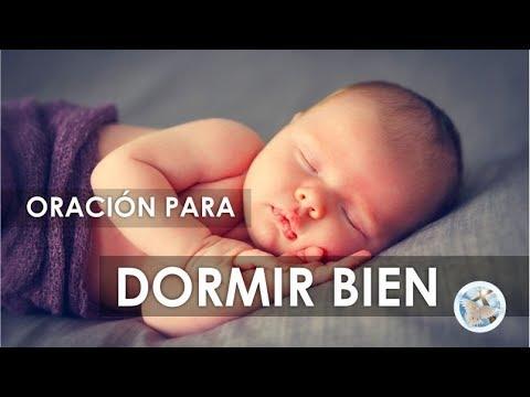 Oraci n para dormir bien conciliar el sue o y descansar profundamente youtube - Aromas para dormir profundamente ...
