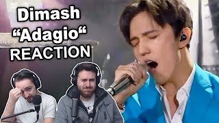 \Dimash - Adagio Ep.6\ Реакция певцов