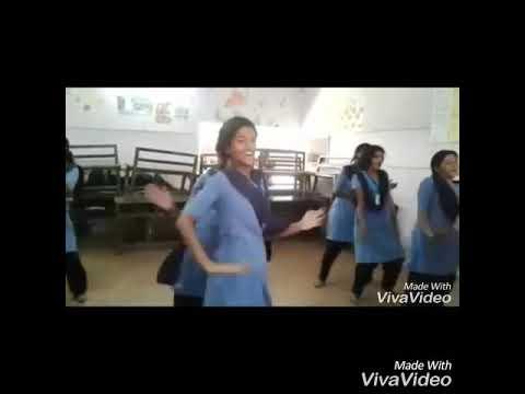 Rocking dance of sana althaf