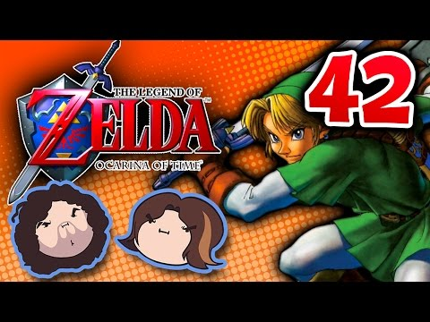 """Zelda Ocarina of Time: Lava Nap – PART 42 – Game Grumps"""