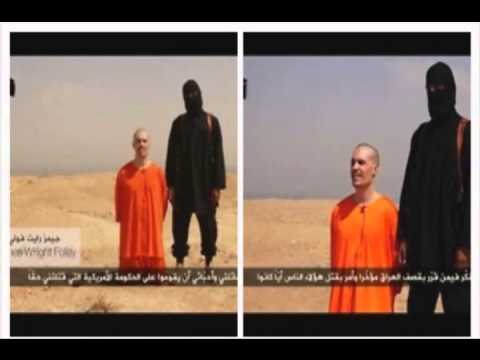 ISIS beheaded American Journalist.
