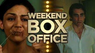 Weekend Box Office - October 31 - November 2, 2014 - Studio Earnings Report HD